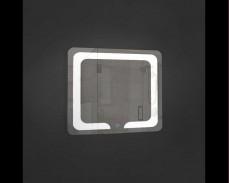 Светещо огледало за стена с LED 6400К 70х70см 220V 18W димируемо