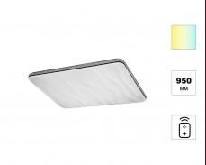 LED плафониера SANDS  3/4/6000К 120W 95x65см