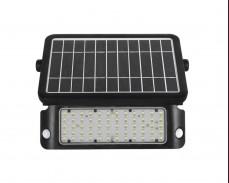 Соларен LED прожектор FOLD с 2 сензора за движение и USB 1080lm 10W IP65