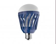 LED крушка с решетка срещу комари Е27 A60 6W 220V