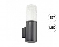 LED фасадна лампа MAINZ аплик 10W E27