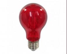 ЧЕРВЕНА LED filament крушка Е27 A60 4W 220V