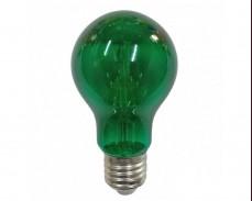 ЗЕЛЕНА LED filament крушка Е27 A60 4W 220V
