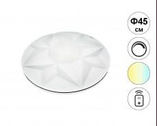 LED плафониера CIRCON  3/4/6500К 60W 45см