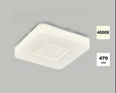 LED плафониера CARTER 4000К 36W 47см