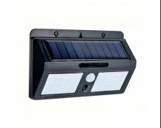 Соларен LED аплик с датчик за движение 6W IP55