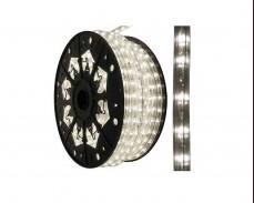 LED светещ маркуч БЯЛ