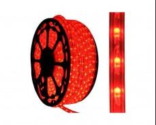 LED светещ маркуч ЧЕРВЕН