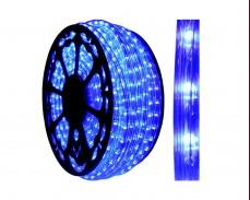 LED светещ маркуч на метър СИН