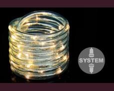 Светещ маркуч 40 LED лампи за декоративна система