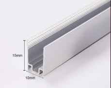 Алуминиев профил за LED НЕОН маркуч 1м