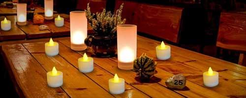 LED Свещи