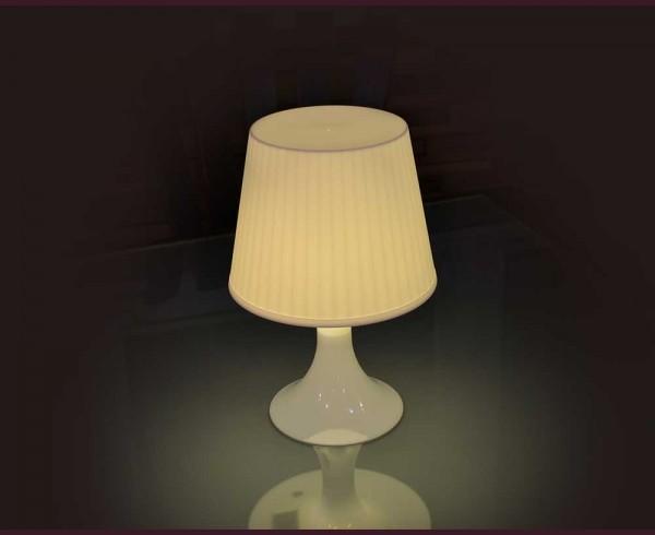 Декоративна лампа за маса с дистанционно