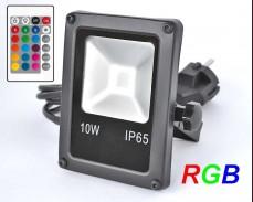 Цветен LED FLOOD прожектор под наем