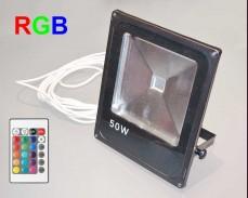 МНОГОЦВЕТЕН 50W RGB LED FLOOD прожектор под наем