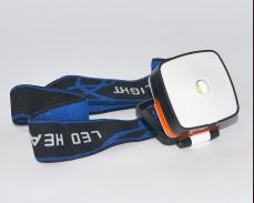 Акумулаторна лампа челник с аксесоари и microUSB