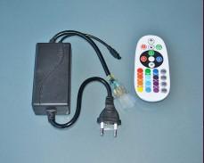 IR Контролер за RGB LED лента  IP65 220V 1000W
