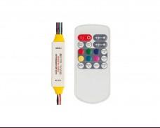 RF контролер за RGBW LED ленти и осветление 6-24V, 276W