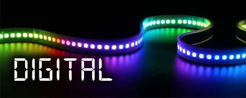Дигитални LED ленти