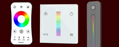 Контролери RGB ленти