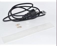 Захранващ кабел с аксесоари за LED светещ НЕОН комплект до 100м