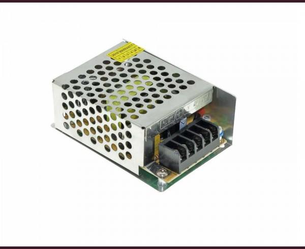 Захранване за LED лента с перфориран корпус 12V 36W IP20