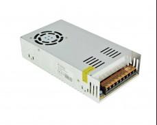 Захранване за LED лента с перфориран корпус 12V 360W IP20