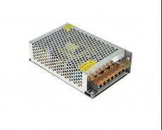 Захранване за LED лента с перфориран корпус 12V 100W IP20