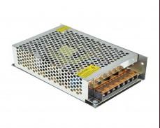 Захранване за LED лента с перфориран корпус 24V 100W IP20