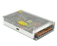 Захранване за LED лента с перфориран корпус 24V 250W IP20