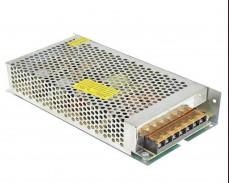Захранване за LED лента с перфориран корпус 24V 150W IP20