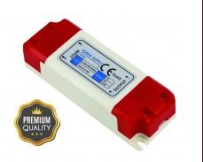 Захранване за LED лента 24W 12V 2A за вграждане Premium