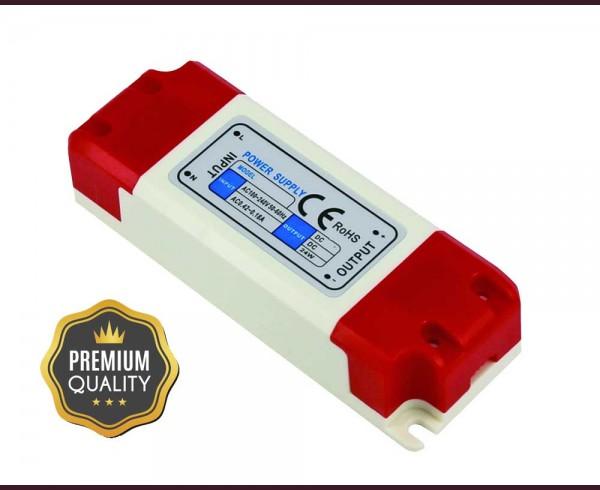 Захранване за LED лента 36W 24V 1.5A за вграждане Premium