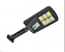 LED мини соларна лампа със сензор 3W 250lm IP54