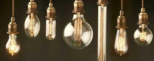 Крушки и лампи