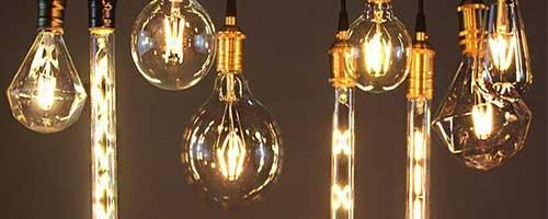 Филамент LED крушки