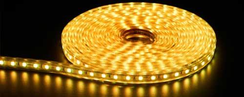 Плоски LED маркучи